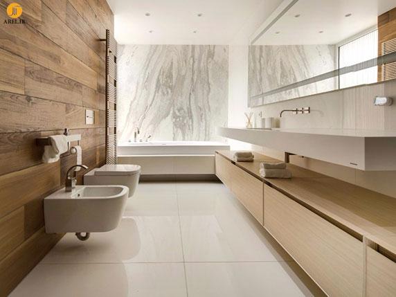 10 نمونه طراحی داخلی سرویس بهداشتی