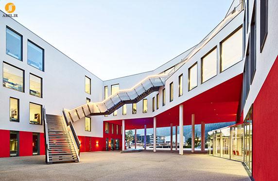 طراحی و معماری تالار بزرگ شهر