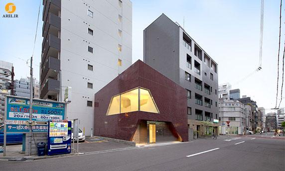 معماری ساختمان کلینیک