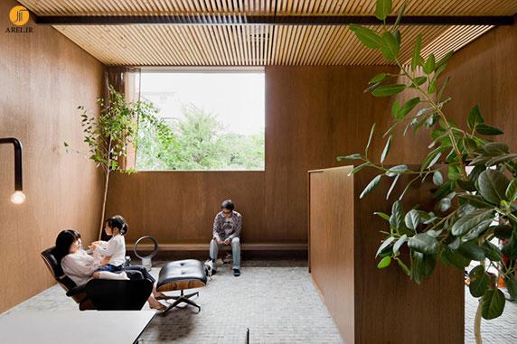معماری 10 نمونه از خانه های مدرن ژاپنی