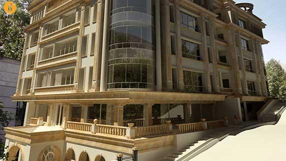 معماری نئوکلاسیک ایران
