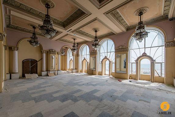 معماری ساختمان فراموش شده