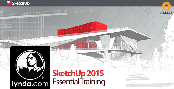 sketchup2015 training - آموزش و دانلود مقالات