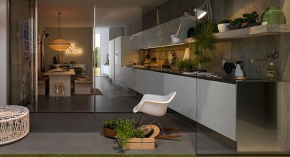 طراحی داخلی آشپزخانه (معرفی 20 ایده)