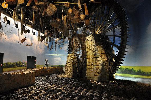 10 غرفه برتر اکسپو 2015 میلان