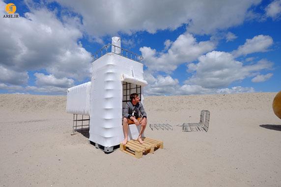 فستیوال طراحی اردوگاه در آمستردام