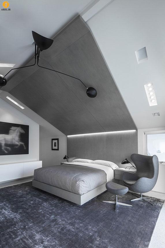 7 نمونه طراحی تخت خواب سایبانی مدرن