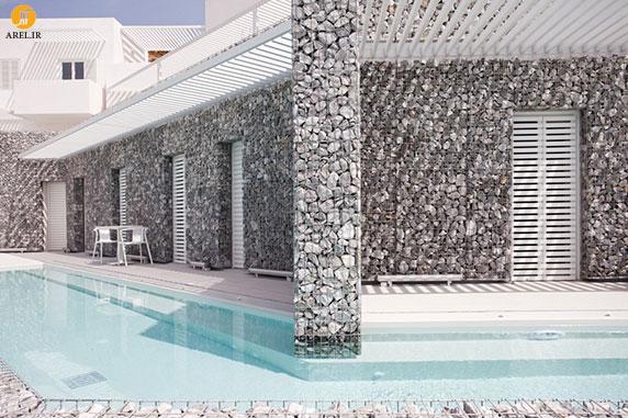 بازسازی و  طراحی هتل 4 ستاره