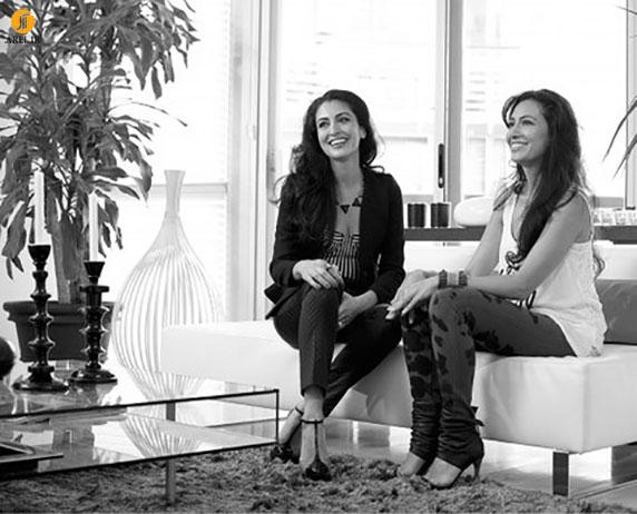 خلاقیت دو خواهر ایرانی در طراحی کیف که برنده جایزه طراحی و مد 2012 آمریکا شد