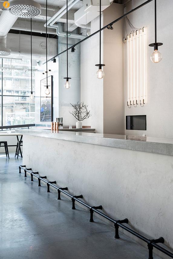 طراحی و دکوراسیون داخلی رستوران