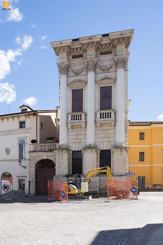 دیافراگم هفته : عکاسی از آثار معماری آندرا پالادیو در ونیز