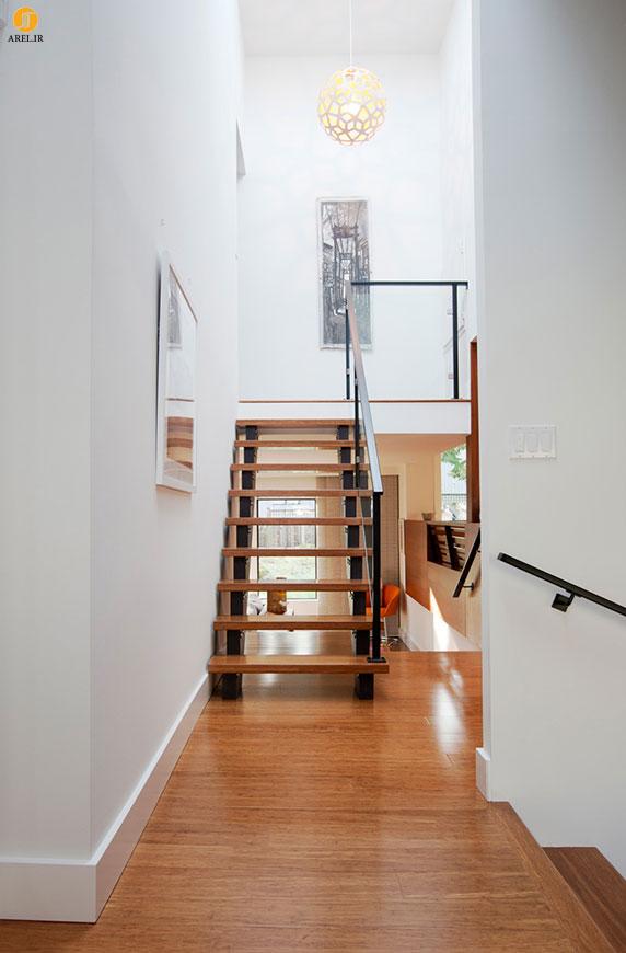 قبل و بعد دکوراسیون داخلی منزل و استفاده از هنر ترکیب رنگ ها