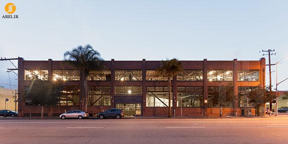 10 پروژه برتر طراحی و معماری دفتر اداری در سال 2013