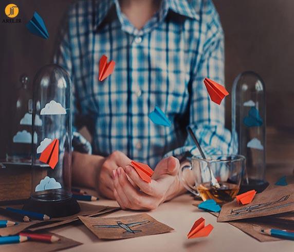 داستانهای میز کار،خلاقیت