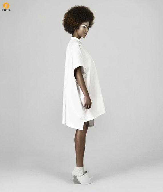طراحی کفش های زنانه با استفاده از بتن و چاپگر های سه بعدی
