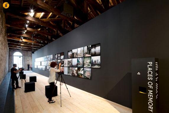 مسابقه بین المللی طراحی غرفه نمایشگاه پروپوزال ترکیه در ونیز