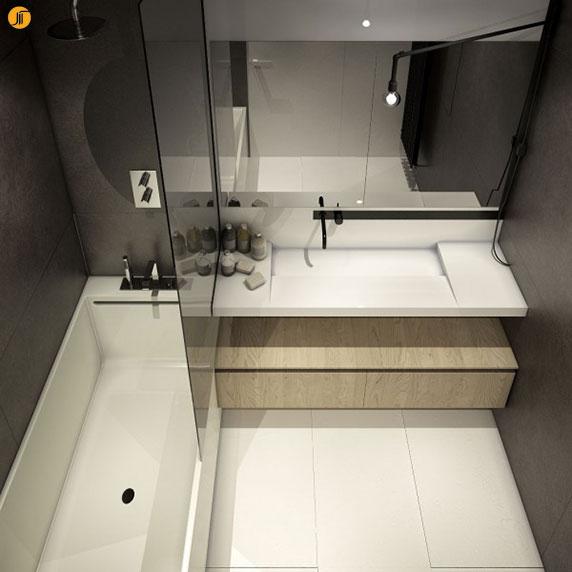 3 نمونه طراحی داخلی خانه های کوچک