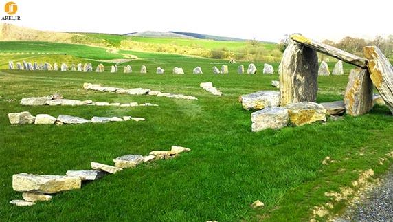 معماری منظر: تجدید حیات معدنی متروکه در اسکاتلند