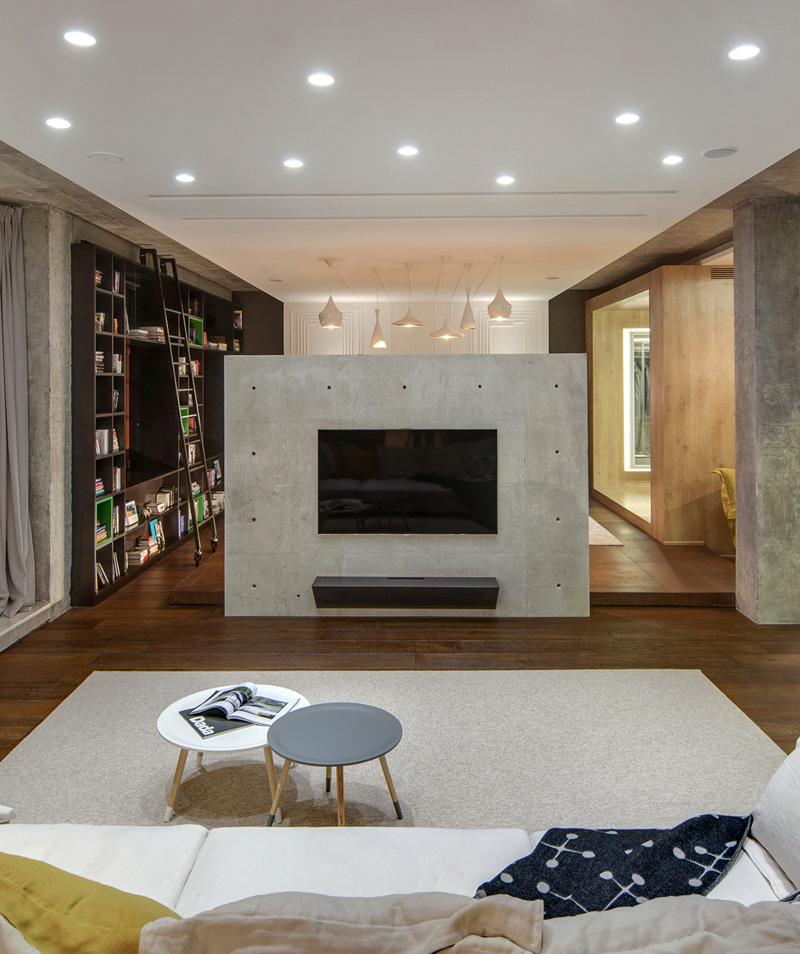 طراحی داخلی: استفاده از پلان باز در عین حال حفظ محرمیت