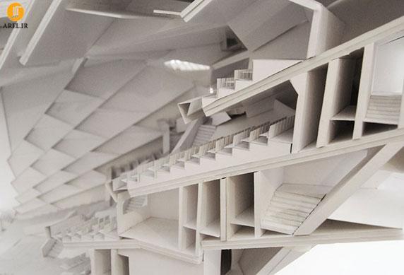بازدید از  استودیو یکی از  معروف ترین معماران دنیا : کنگو کوما