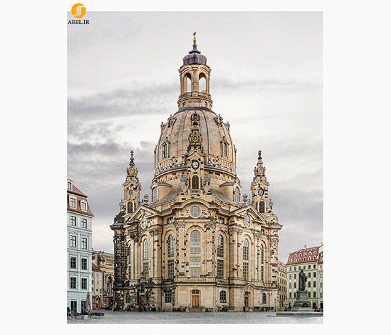 دیافراگم هفته : عکاسی از نمای کلاسیک ساختمان های معروف اروپا