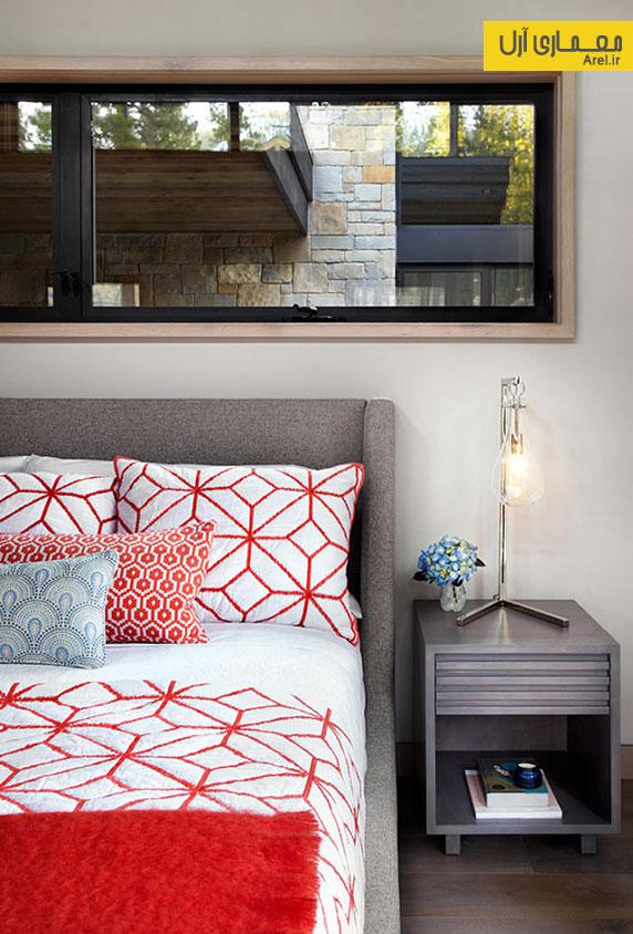 19 مدل طراحی داخلی اتاق خواب با سبک دکوراسیون معاصر