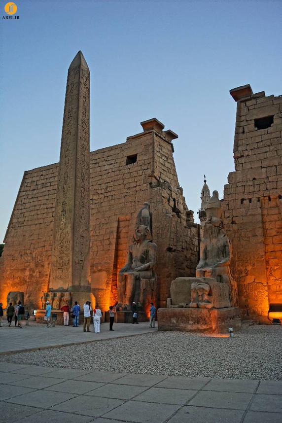 معبد آمون