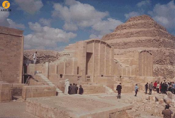 معبد زوسر (Zoser)