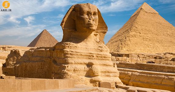 معماری مصر باستان
