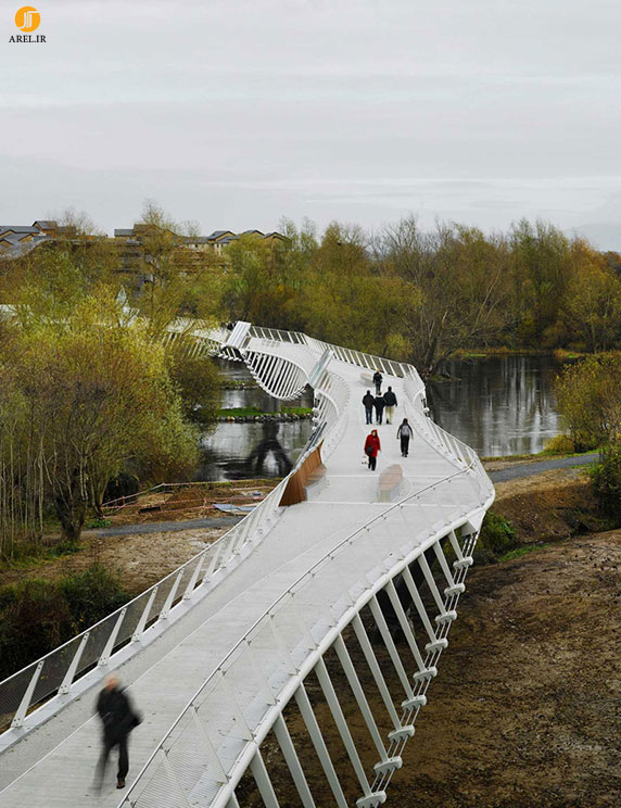 9 طراحی و معماری جالب پل در دنیا