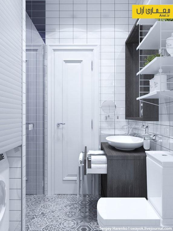 3 مورد طراحی داخلی منزل با سبک دکوراسیون اسکاندیناوی