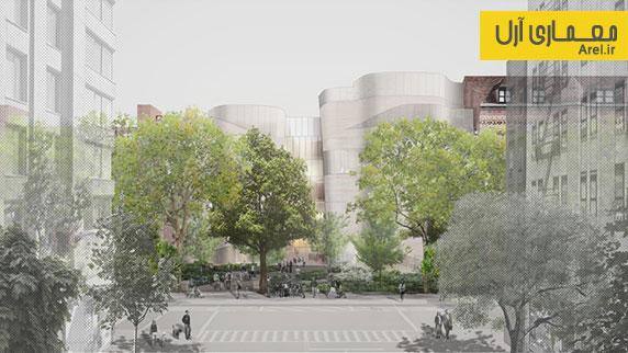 طراحی و گسترش موزه تاریخ طبیعت آمریکا