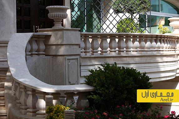 نمای رومی،طراحی نمای رومی،نمای کلاسیک،طراحی نمای کلاسیک