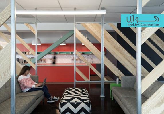 طراحی داخلی اداری،طراحی داخلی دفتر کار