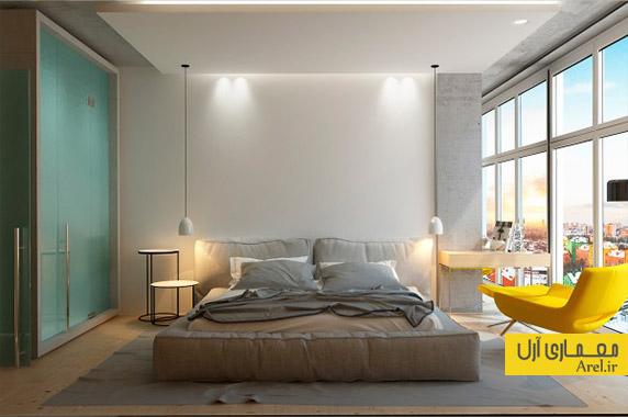 نور مخفی،نور مخفی سقف،نورپردازی دکوراسیون داخلی