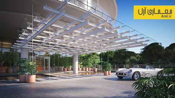 اولین طراحی مجتمع مسکونی رنزو پیانو در میامی