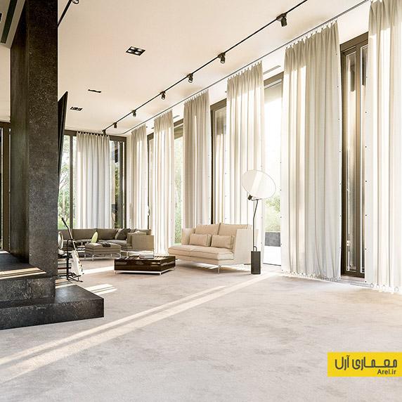 طراحی داخلی منزل،دکوراسیون منزل مدرن