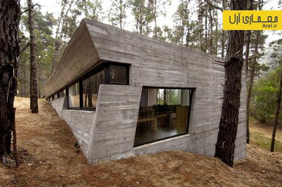 11 نمونه طراحی و معماری ساختمان با سازه بتنی از نقاط مختلف دنیا