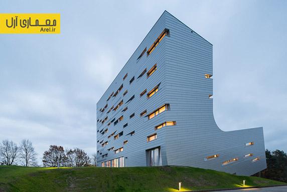 معماری ساختمان،حجم ساختمان،نمای ساخنمان