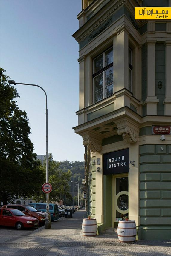 معماری داخلی رستوران،طراحی داخلی رستوران