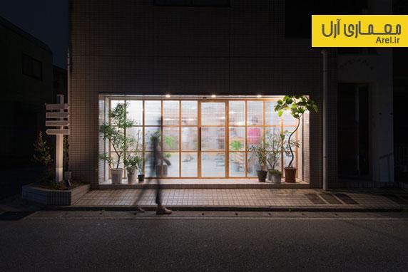 طراحی داخلی آرایشگاه زنانه ی Yokohama