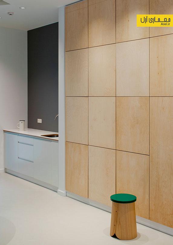 طراحی داخلی شرکت White Studio