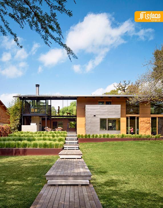 پروژه مسکونی برتر سال از نگاه AIA