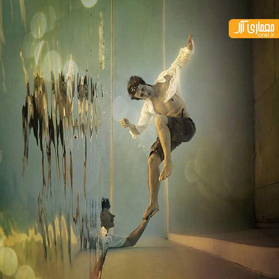 جادوی پرسپکتیو و تصاویر خلاقانه