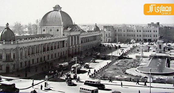 معماری نئوکلاسیک در دوره پهلوی اول