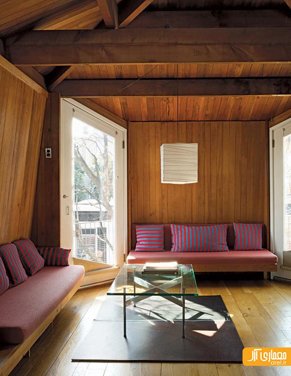 دوشنبه های آشنایی با معماران جهان: آن تینگ