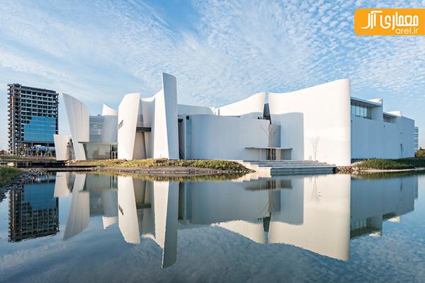 انسان، طبیعت و معماری در موزه هنر باروک