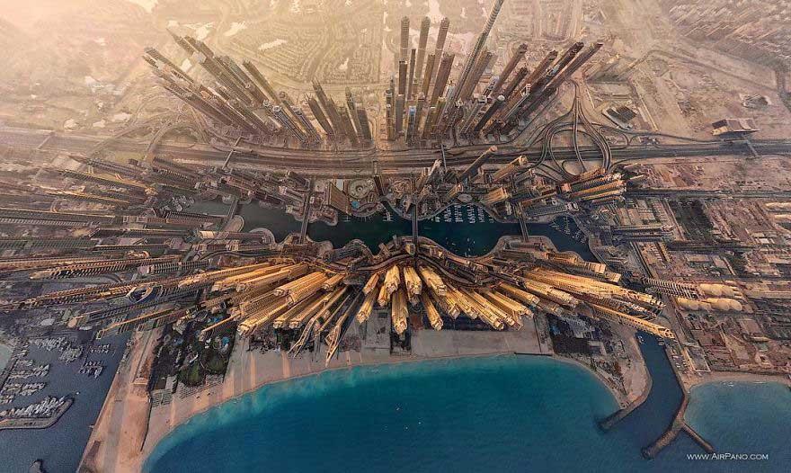 دبی، عمارات متحده عربی