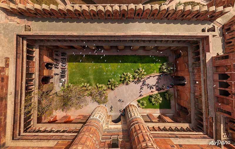 قلعه آگرا، هند