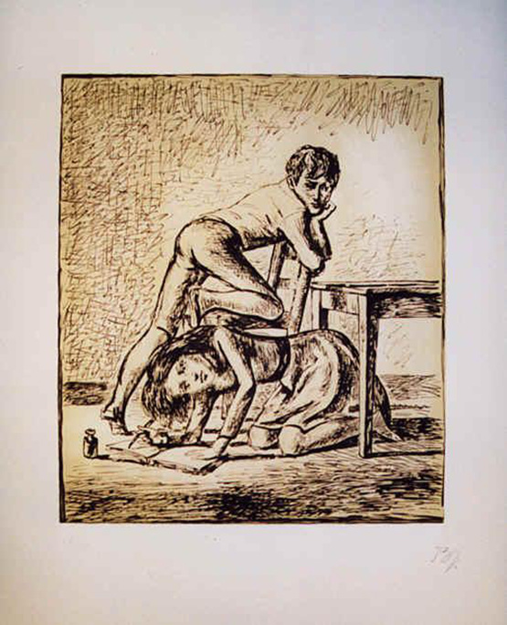 دوشنبه های هنرهای تجسمی:  بالتوس نقاشی است که از او هیچ نمی دانیم